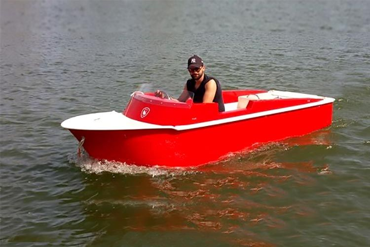 Saviboat electric boats derby range